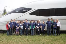 Des écoliers débutent un nouveau projet d'éducation de Bombardier Transport | Développement durable et efficacité énergétique | Scoop.it