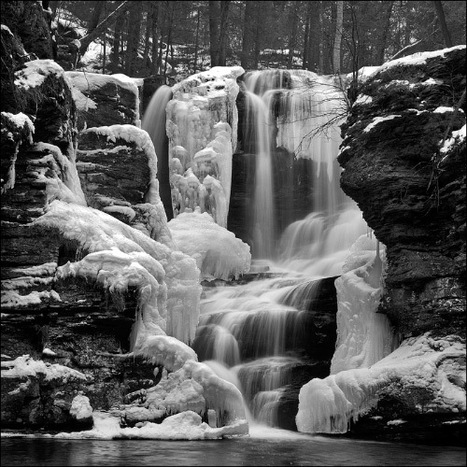 30 Beautiful Examples of Waterfall Photography | Waterfalls | Scoop.it