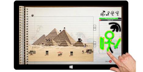Stickman 2D Evolution - Game for Windows 8 | Fantastic | Scoop.it