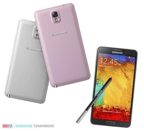 Samsung Galaxy Note 3 Release Date Nears: 2 Big Yet Little Known Features ... - International Business Times | Samsung Project | Scoop.it