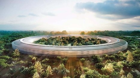 Así será la nueva sede de Apple | Apple, Campus 2 Apple, Steve Jobs | Interes Scoop.it | Scoop.it
