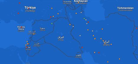 Cartographie : Atlas des langues en danger | TIG | Scoop.it