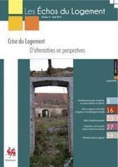 L'habitat alternatif at-il le vent en poupe en Wallonie? - Alter Echos (Abonnement) | alternatives | Scoop.it