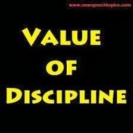 Online Shopping In Pakistan: The Value of Discipline: | Buy online Products in Pakistan | Scoop.it