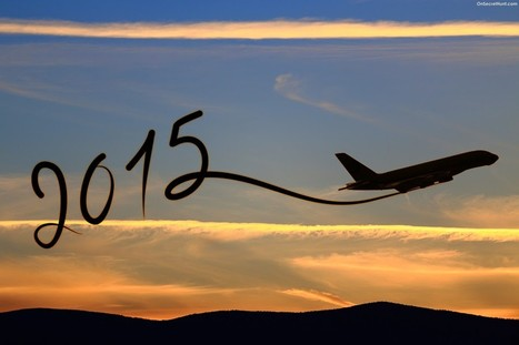 Year 2015 Airplane Flying Happy New Year 2015 Free Wallpaper HD | Cool HD & 3D Wallpapers - Free Download | Scoop.it