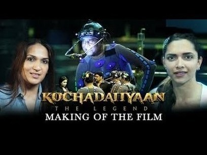 Kochadaiiyaan - The Legend - Making Of The Film | Marketing | Scoop.it