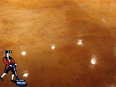 Decorative Concrete Staining Fort Lauderdale | Concrete Floor Staining | Scoop.it