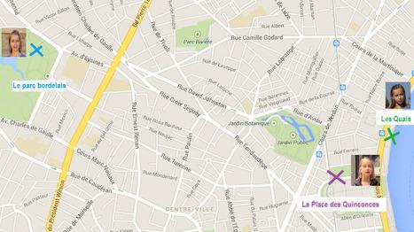 Charlotte présente sa ville : Bordeaux (compréhension orale et production écrite) | JEUNES NOMADES | Scoop.it