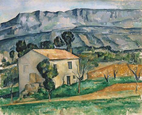 Cézanne, pintor de pintores, en el Thyssen - RTVE.es   Sociales Dani Fernández   Scoop.it
