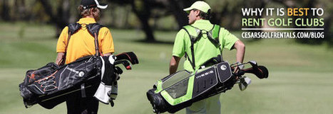 Why rent golf clubs | Golf News and Reviews | Scoop.it