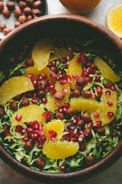 Seven Foods You MUST Keep in Your Diet Over the Holidays | Nutrition Today | Scoop.it