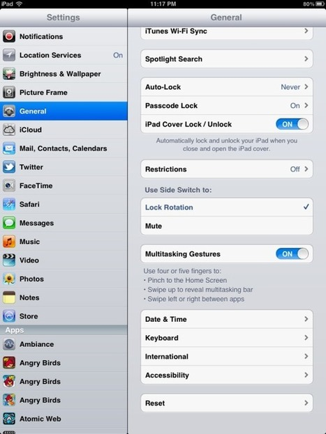10 extremely awesome iPad tips and tricks | ZDNet | Mobile Technology | Scoop.it
