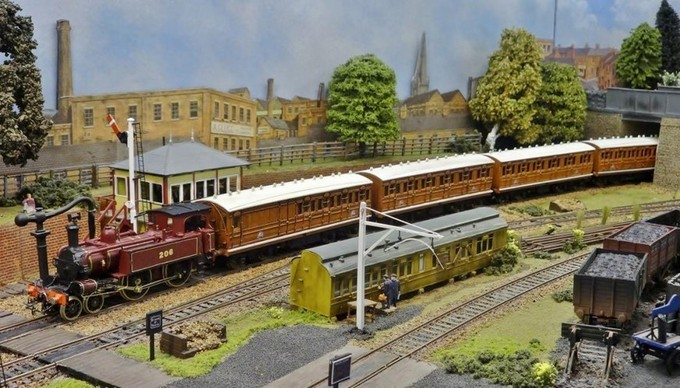 3D Printing and Innovative Technology - Choo Choo! Man in England 3D Prints Model Train Sets and They Are Incredible