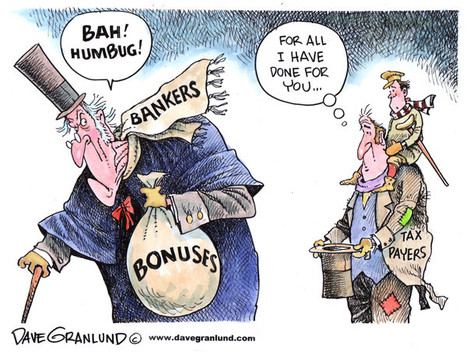 Revoking banker's bonuses is not nearly enough | openDemocracy | Politics economics and society | Scoop.it