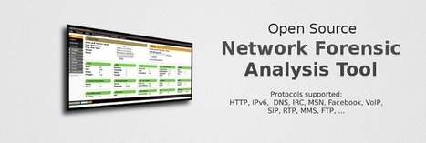 Xplico - Open Source Network Forensic Analysis Tool (NFAT)   CCNA Security   Scoop.it