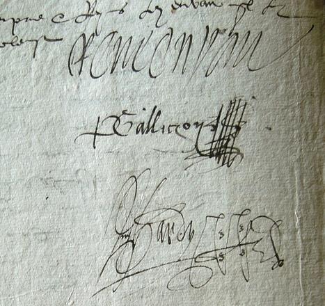 MODES de VIE aux 16e, 17e siècles » Archive du blog » Claude du Boispéan échange 10 quartiers de vigne, Rablay 1565   blog de Jobris   Scoop.it