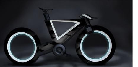 Cyclotron bike : le vélo sans rayons et avec boîte auto.   L'innovation par les usages   Scoop.it