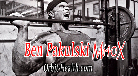 Ben Pakulski Mi40X Review - Orbit Health | Orbit Health | Scoop.it