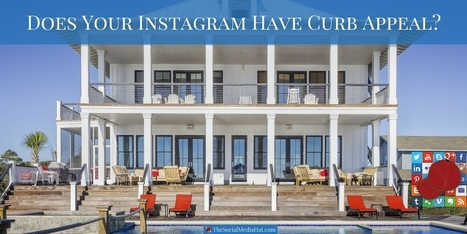 How To Increase Your Instagram Curb Appeal To Attract More Followers | The Content Marketing Hat | Scoop.it