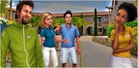 Le Club Med opte pour la gamification dans le cadre d'un projet de découverte de son Village d'Opio   SeriousGame.be   Scoop.it