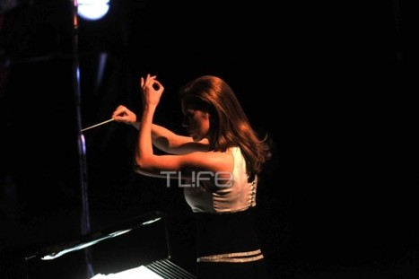 a wonderful greek woman conductor | Art Passion | Scoop.it