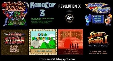 Download Game Dingdong: Kumpulan Game SNES Abjad R-S | Game Dingdong | Scoop.it