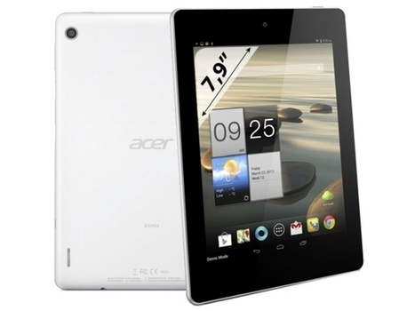 Acer Iconia A1-810 outted.. takes aim at the iPad Mini | Mobile IT | Scoop.it
