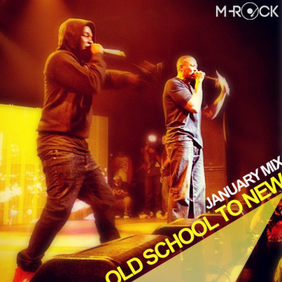 Old School to New School Mixed by M-Rock - La Mixtape | Rap , RNB , culture urbaine et buzz | Scoop.it