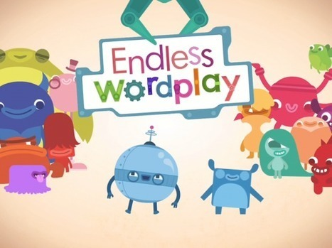 Endless Wordplay – A Fun iPad App for Spelling Lessons | Sprogfagene | Scoop.it