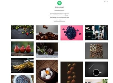 Foodshot : une bibliothèque de photos de nourriture gratuites et libres de droits - Blog du Modérateur   TIC et TICE mais... en français   Scoop.it