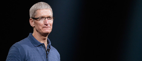 Apple : relatif coup de mou pour la marque à la pomme - High-Tech - MYTF1News | Le e-journal du marketer | Scoop.it