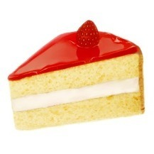 Strawberry cake Icon | IconsFind | iconsfind | Scoop.it