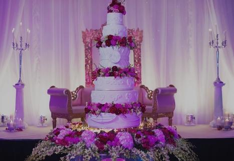 Various Types of Wedding Cakes   Sweet Hollywood   Scoop.it