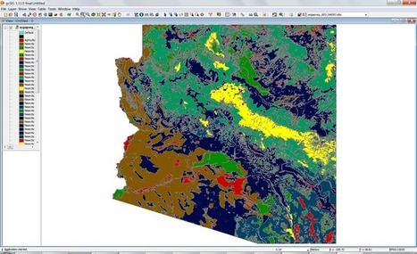 Portable Version Of The Open Source GIS gvSIG | CEREGeo - Geomática | Scoop.it