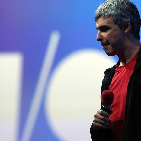 Agree. Larry Page: Tech Is 'Not a Zero-Sum Game' | Digital and History | Scoop.it