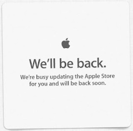 Apple Store Is Down For Updates - New MacBook Launch ? Normal Maintenance ? ~ Geeky Apple - The new iPad 3, iPhone iOS 5.1 Jailbreaking and Unlocking Guides | Apple News - From competitors to owners | Scoop.it