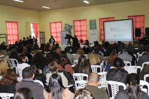 Más de mil estudiantes suman sus aportes a la construcción de la educación secundaria   Chaco   Scoop.it