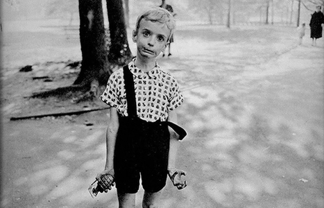Juxtapoz Magazine - Unraveling the Mystery that is Diane Arbus' Life | Backstage Rituals | Scoop.it