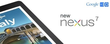 Google to announce a New Nexus 7 tablet [HD display, Quad-Core Processor with Android 4.3] | Mobile Technology | Scoop.it
