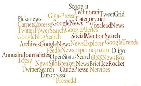 NetPublic » Plus de 30 outils de recherche et de veille sur l'actualité (infos, réseaux sociaux) : Dossier complet méthodologique | Infodoc, Veille et e-reputation | Scoop.it