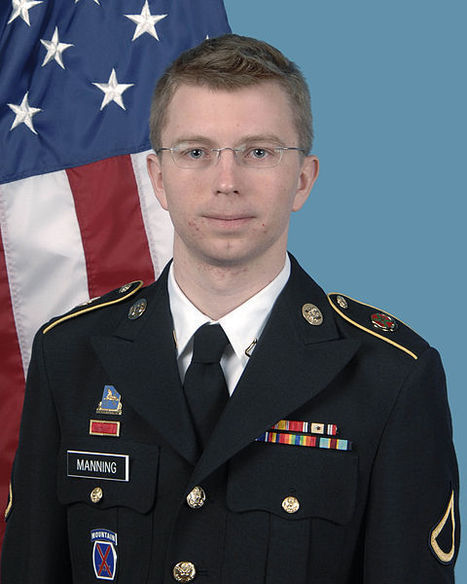 The Guardian 'Person of the Year 2012' is Bradley Manning | Global politics | Scoop.it
