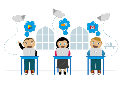 Tres maneras de fomentar el aprendizaje colaborativo con Google Drive. | Biblioteca y Centro de Recursos Educativos Martin Buber | Scoop.it