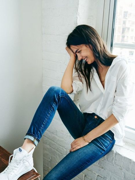 What To Wear Outfit With Skinny Jeans In This Season » Celebrity Fashion, Outfit Trends And Beauty News | Fashion Style And Beauty Tips | Scoop.it