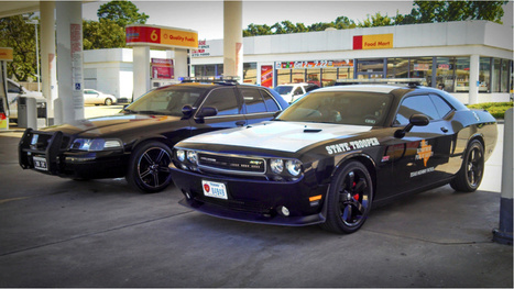 This Is The Texas Highway Patrol's Monster New Cop Car | Dwayne Does Dodge | Scoop.it