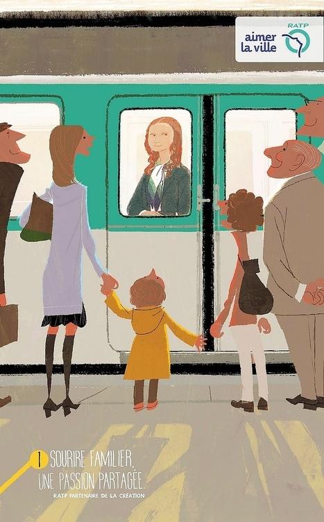La RATP fête ses partenariats avec 'Une passion partagée' | Le digital dans une approche multicanal | Scoop.it