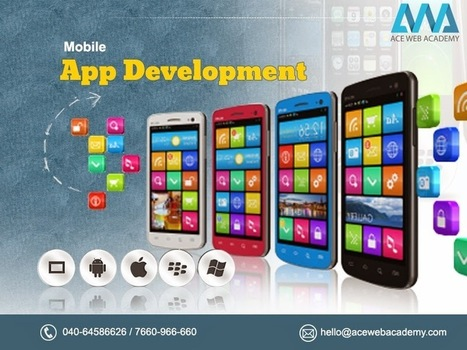 ACE WEB ACADEMY: Top 10 Tips For Building A Successful Mobile Application   Acewebacademy   Scoop.it