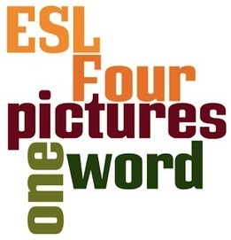 ESL Four Pictures One Word | ESL Kids Games | IWBs & Language Teaching | Scoop.it