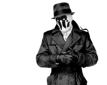 Best Moving Inkblot Rorschach Mask | inkblot mask | Scoop.it