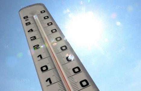 Météo : ce mois de juillet, parmi les plus chauds enregistrés | Planete DDurable | Scoop.it