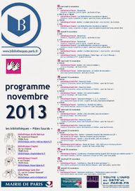 BiblioSignes: Paris (75) - Programme des biblio... | Veille du BBF | Scoop.it